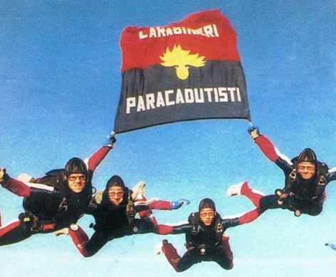 Corso di Paracadutismo riservato esclusivamente ai Carabinieri