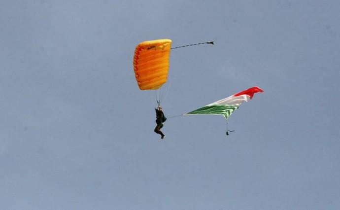 Inaugurazione Scuola di Paracadutismo