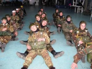 Paracadutisti Caserta Lanci 2013