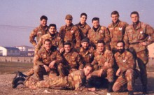 1989 - S.Mi.Par. Pisa - Tommaso Ferraiolo (Carabinieri Paracadutisti)