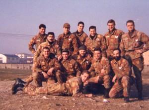 1989 Tommaso Ferraiolo Paracadutisti Caserta