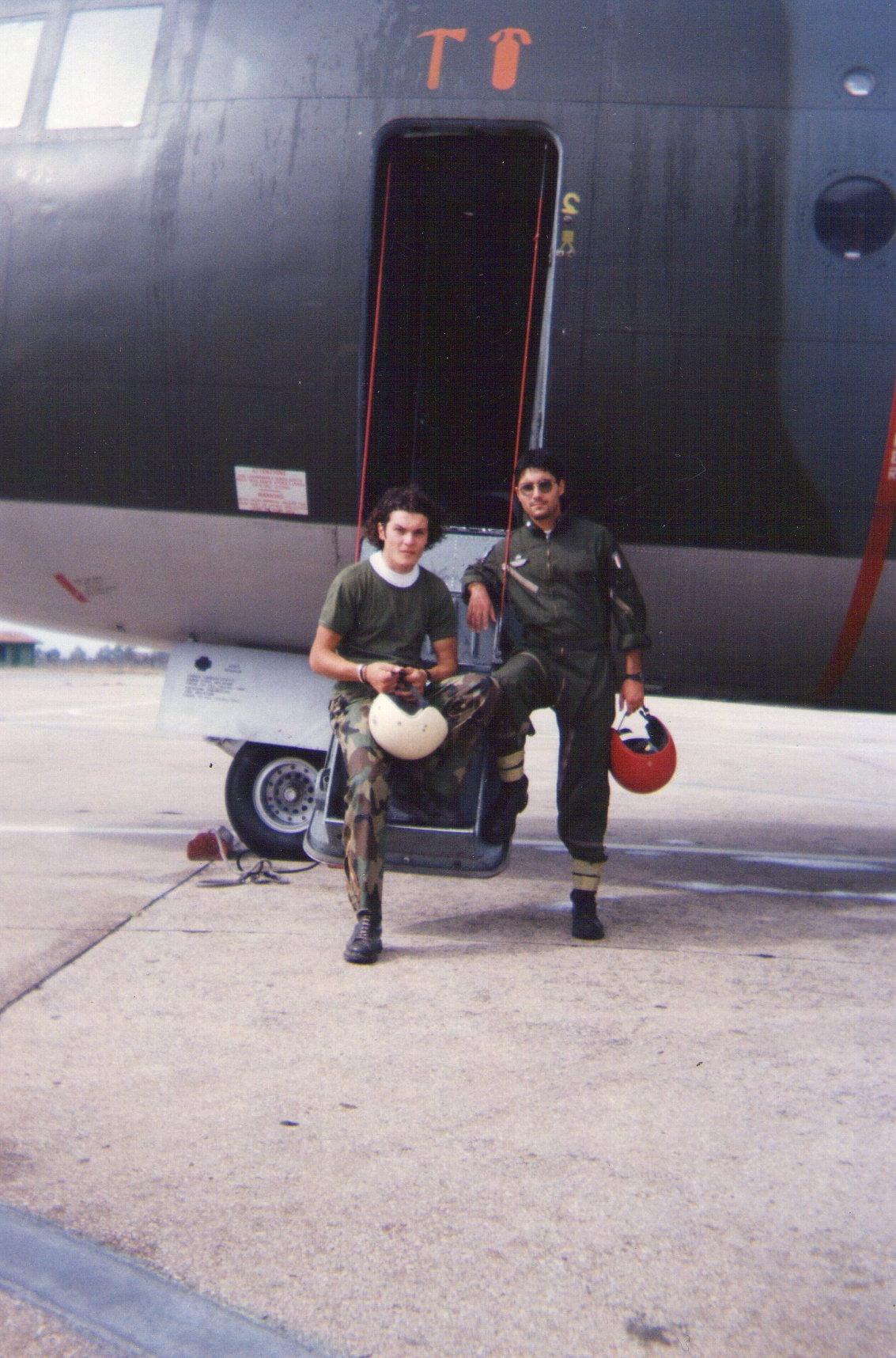 Corso Paracadutismo 1992 Caserta