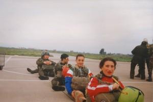 Corso Paracadutismo 1994 Caserta