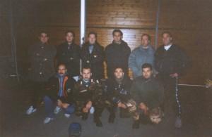 Corso Paracadutismo 1998 Caserta