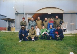 Corso Paracadutismo 2000 Caserta