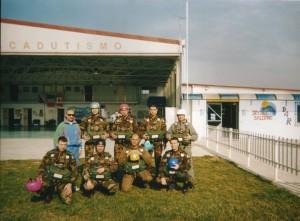 Corso Paracadutismo 2003 Caserta