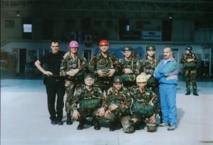 Corso Paracadutismo 2005 Caserta