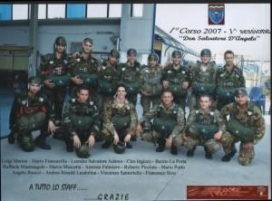 Corso Paracadutismo 2007 Caserta