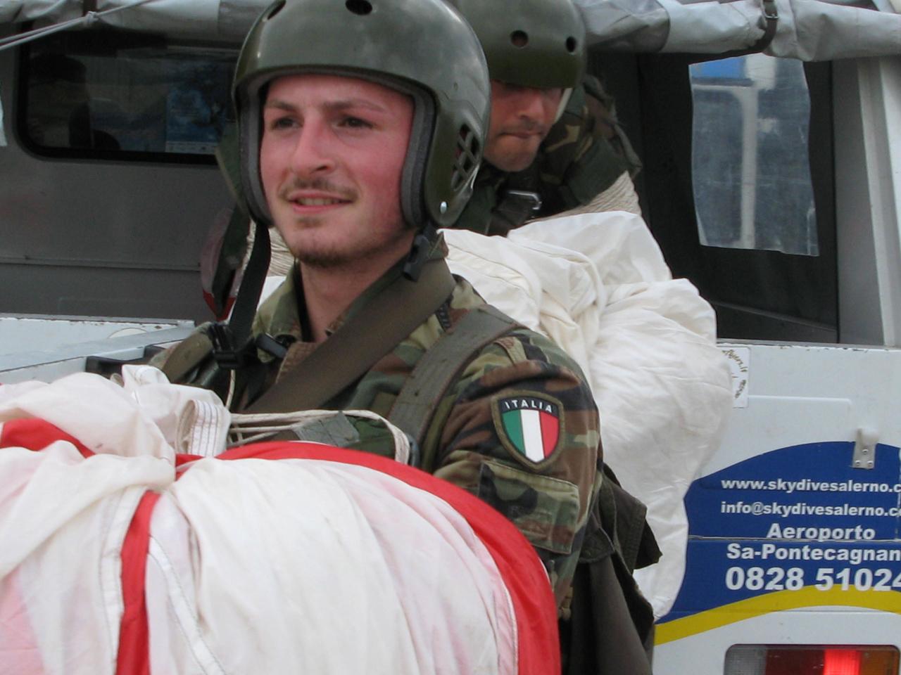 Corso Paracadutisti 2011 Caserta