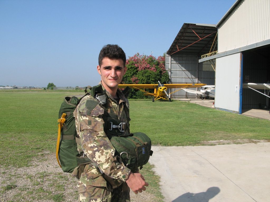 Corso Paracadutisti 2012 Caserta