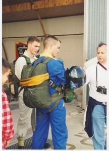 Lanci 2000 Paracadutisti Caserta