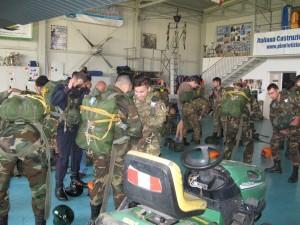 3° Corso Paracadutismo Caserta