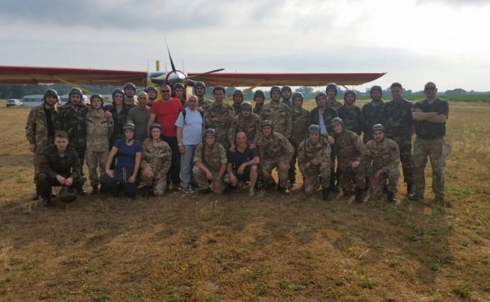 27 nuovi Paracadutisti